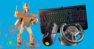 Amazon Prime Day 2018: tutti gli accessori da gaming in offerta