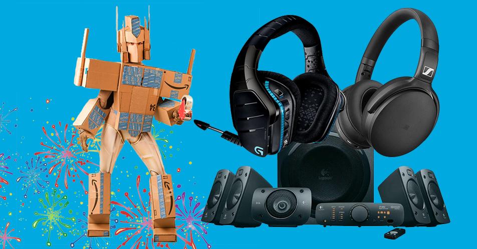 Amazon Prime Day 2018  tutte cuffie gli impianti audio in offerta ... 7fffd5189e9c