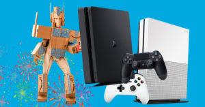 Amazon Prime Day 2018: tutte le console in offerta
