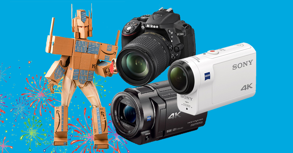 Amazon Prime Day 2018: tutte le fotocamere, le action cam e ...