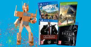 Amazon Prime Day 2018: tutti i videogiochi in offerta