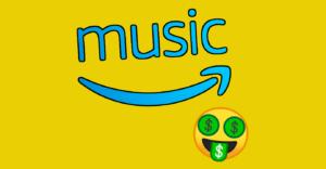 Amazon Music 🎶: 3 mesi di abbonamento a €0,99 e buono di €3 ascoltando un brano
