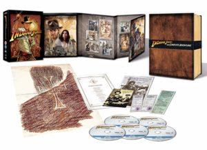 Prenota Indiana Jones: il boxset da collezione The Complete Adventure al prezzo più basso