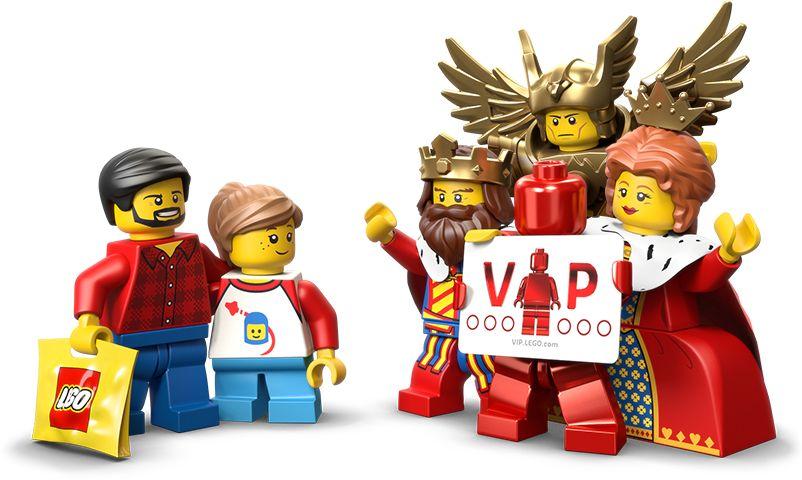 LEGO VIP: cos'è e perché vale la pena aderire al programma