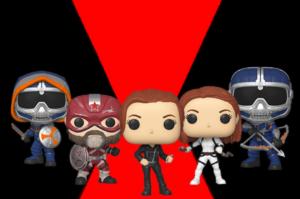 Black Widow: dal film ai POP! - dove prenotarli al miglior prezzo