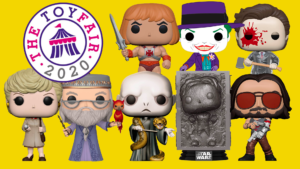 London Toy Fair 2020 - tutte le ultime novità Funko