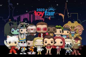 New York Toy Fair 2020: tutte le ultime novità Funko