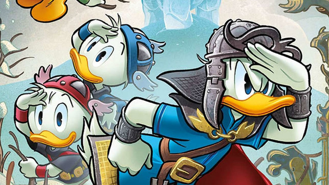Donald Quest: la saga Disney dal fumetto al board game