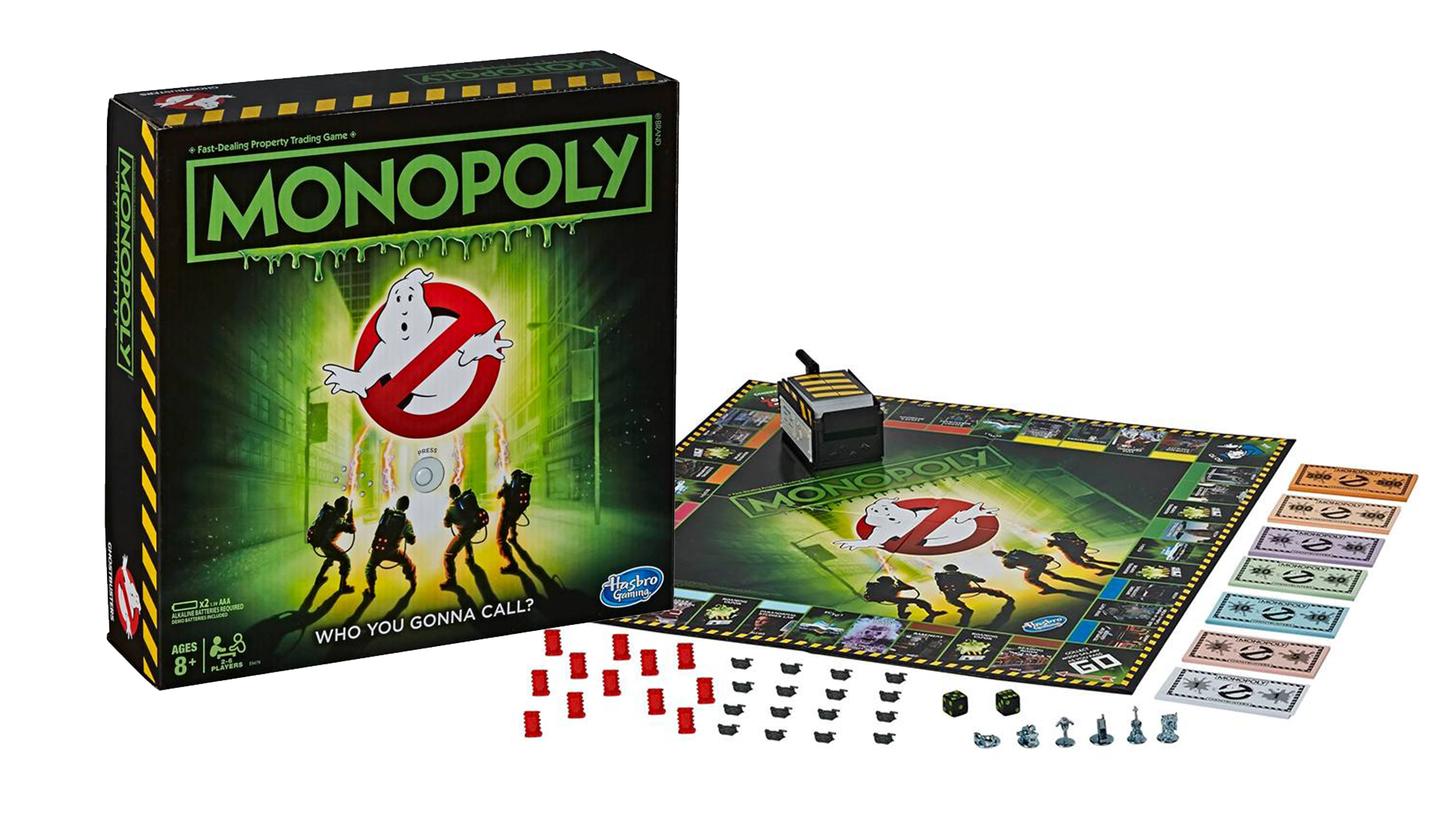 In arrivo un Monopoly a tema Ghostbusters