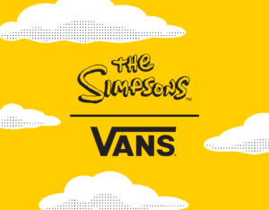 Vans lancia la nuova collezione dedicata a I Simpson