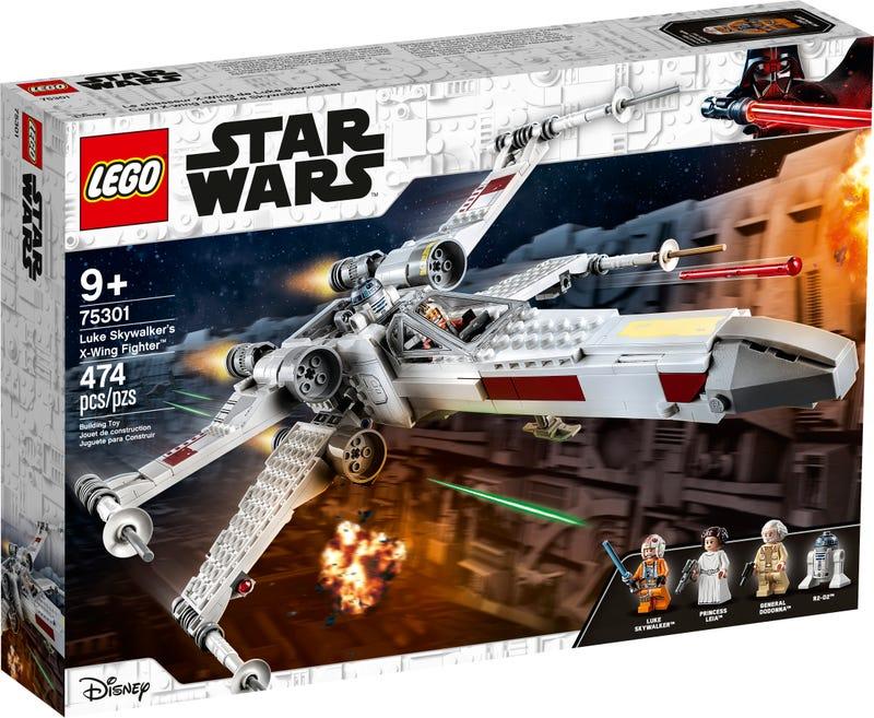 LEGO Star Wars: annunciati tre nuovi set