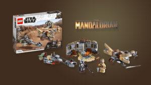 LEGO Star Wars: confermato il primo set della seconda stagione di The Mandalorian