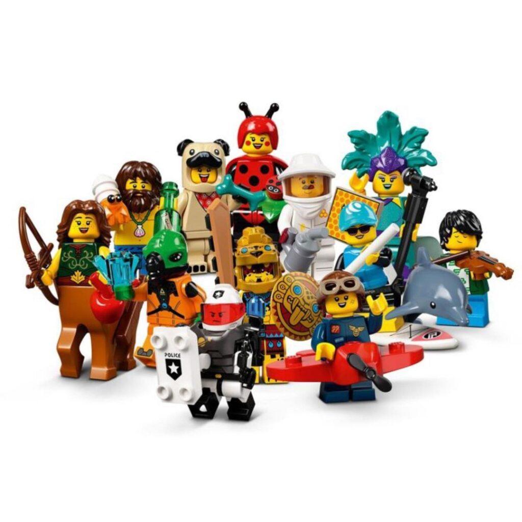 LEGO Minifigures Series: in arrivo la serie 21