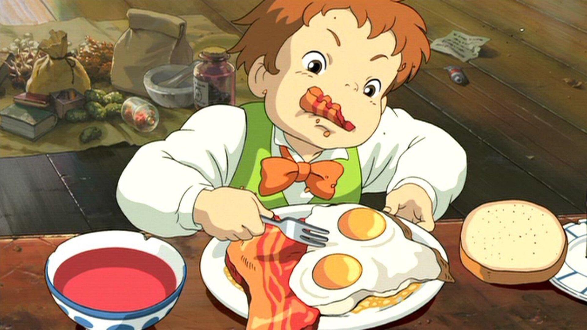 Guida al magico mondo gastronomico dello Studio Ghibli