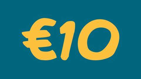 €10 di extra sconto