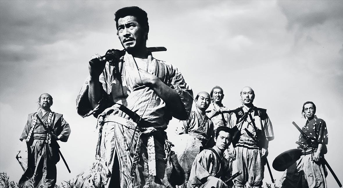 I Sette Samurai di Kurosawa tornano a febbraio in Blu-ray con un'edizione speciale