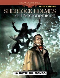 Sherlock Holmes e il necronomicon