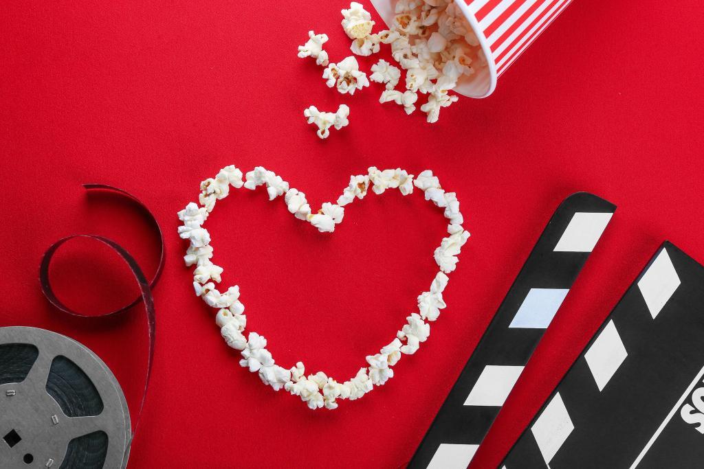 Cinque film da vedere e regalare a San Valentino