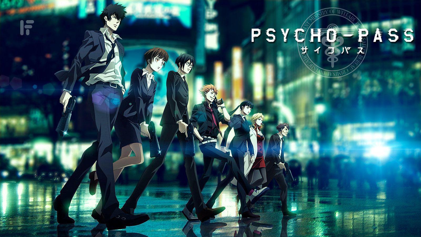 Psycho-Pass, un anime che dovete assolutamente vedere (se non lo avete già fatto)