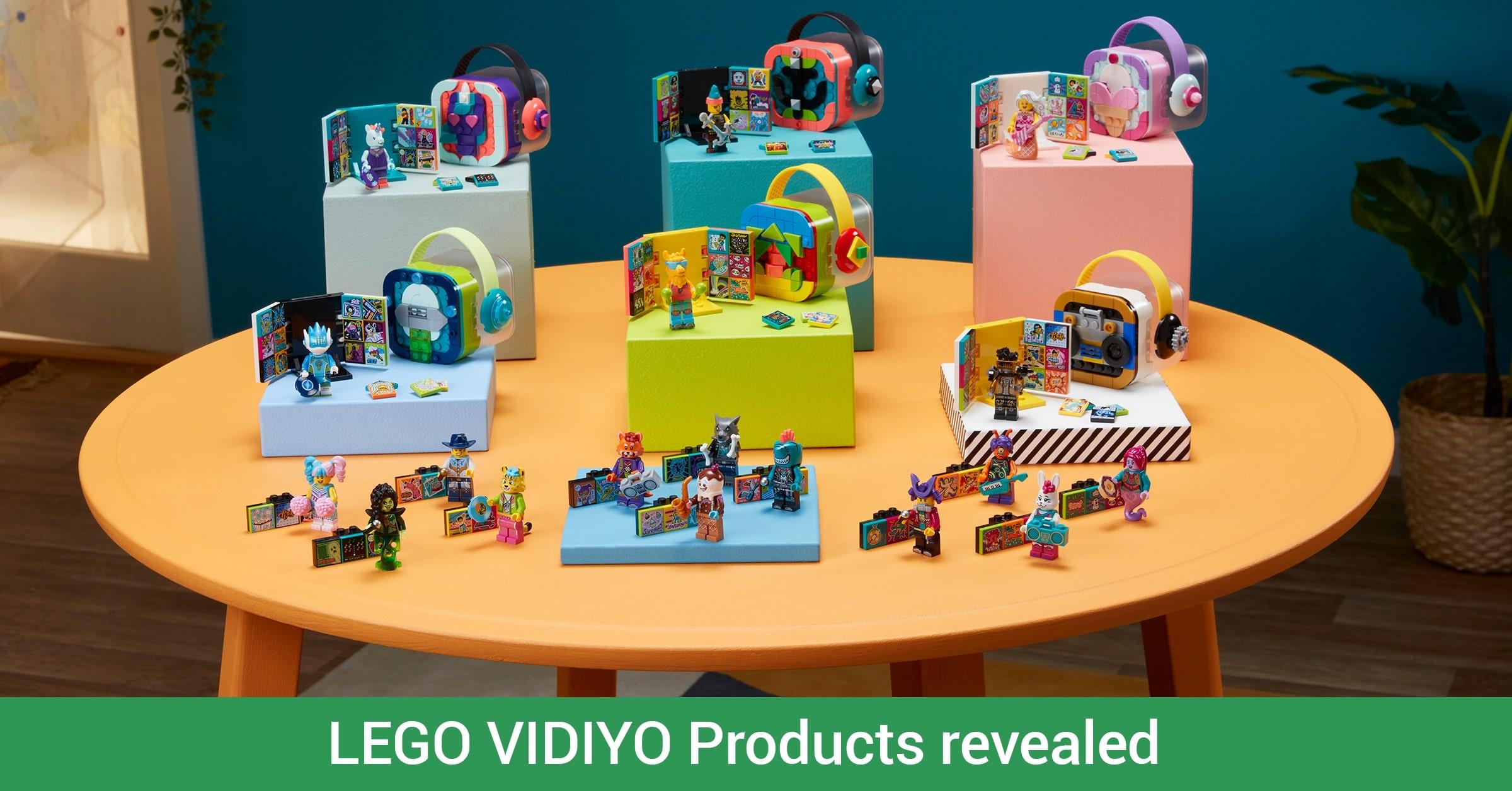 LEGO VIDIYO: tutto quello che c'è da sapere