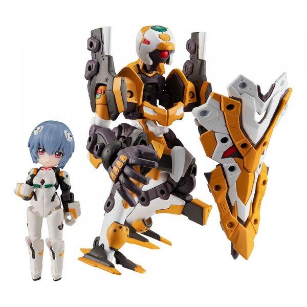 Ayanami Rei & Evangelion No 00 Evangelion
