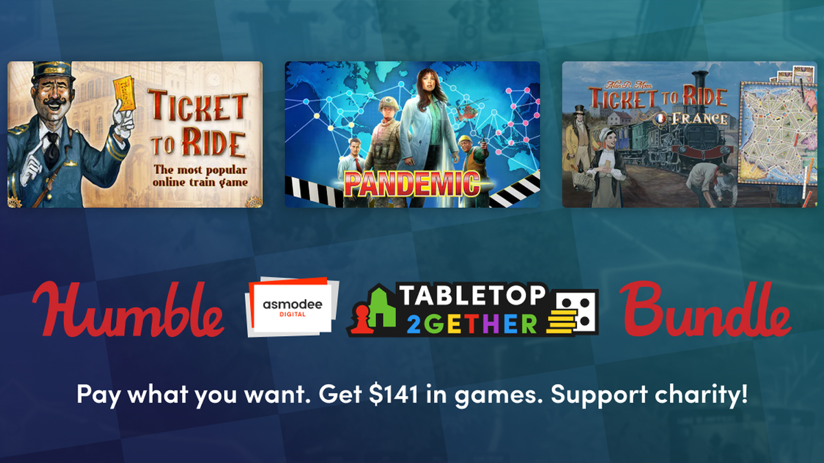 Digital Tabletop 2GETHER: scopriamo il bundle di Humble Bundle
