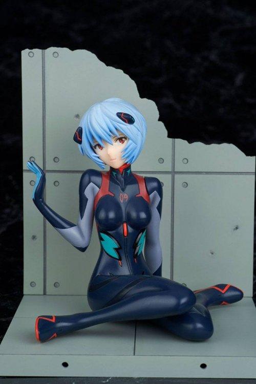 Rei Ayanami Plugsuit Version Evangelion