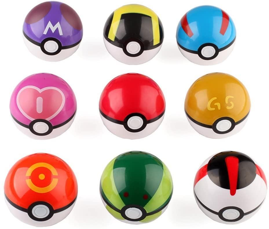 Set Poké Ball
