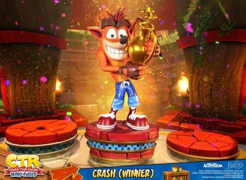 Crash Winner CTR