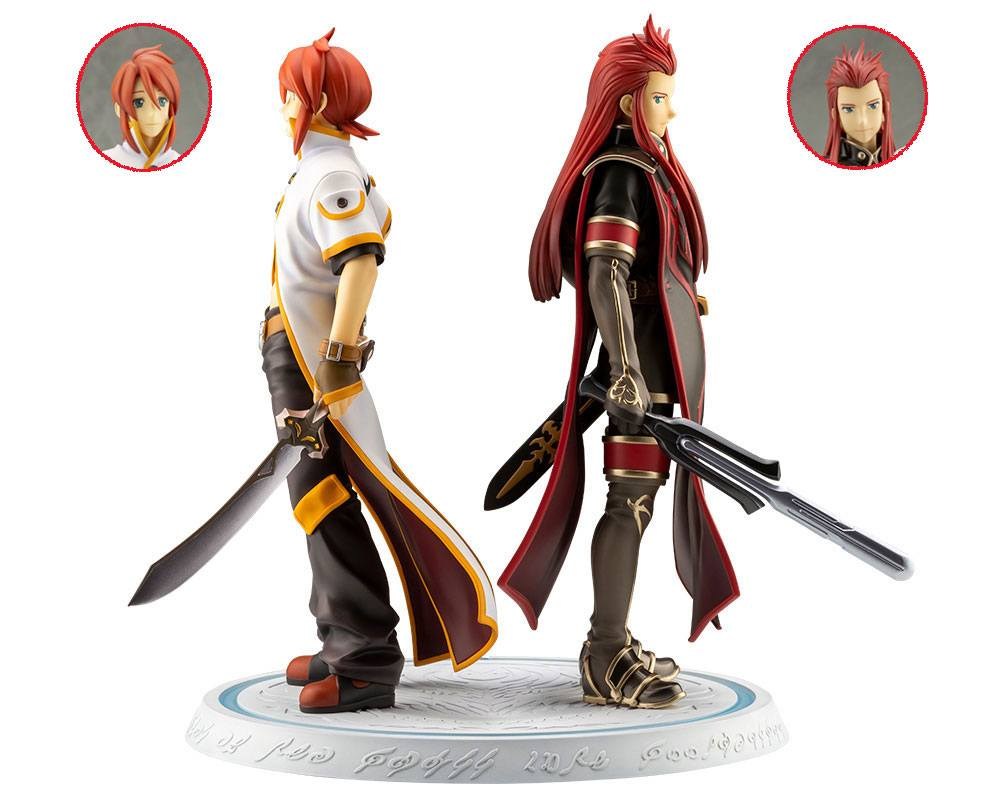 Luke Fon Fabre & Asch Meaning of Birth Tales Of The Abyss