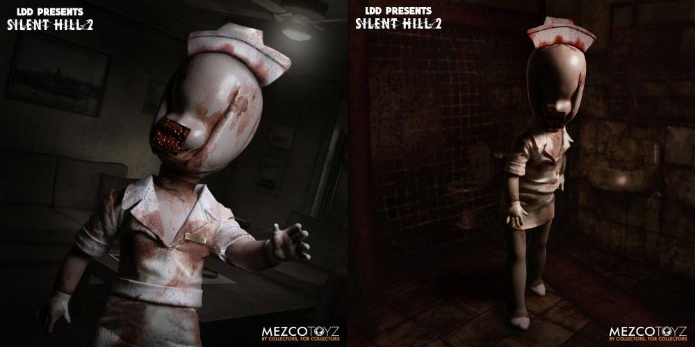 L'action figure della Nurse Demon di Silent Hill 2 in prenotazione