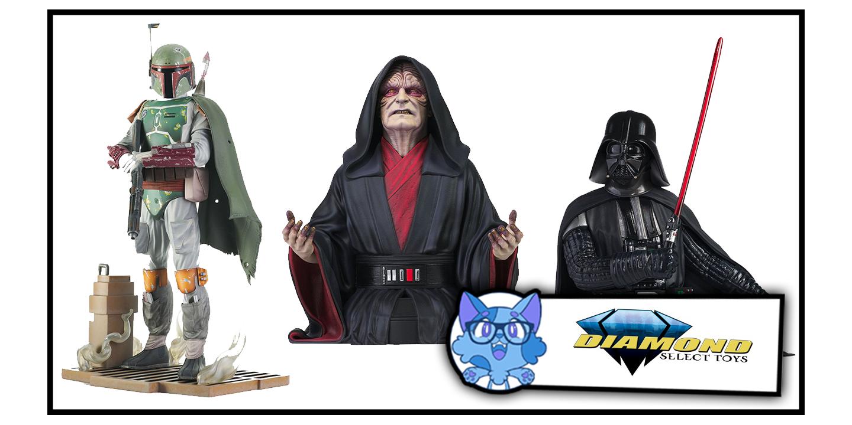 Diamond Select: le novità Star Wars in prenotazione