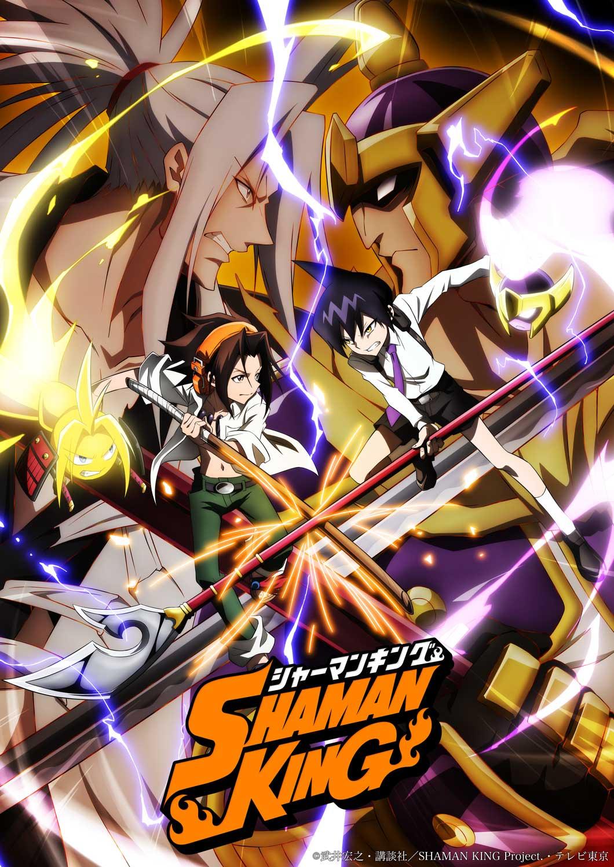 Shaman King, nuovo anime e nuova edizione del manga per i fan
