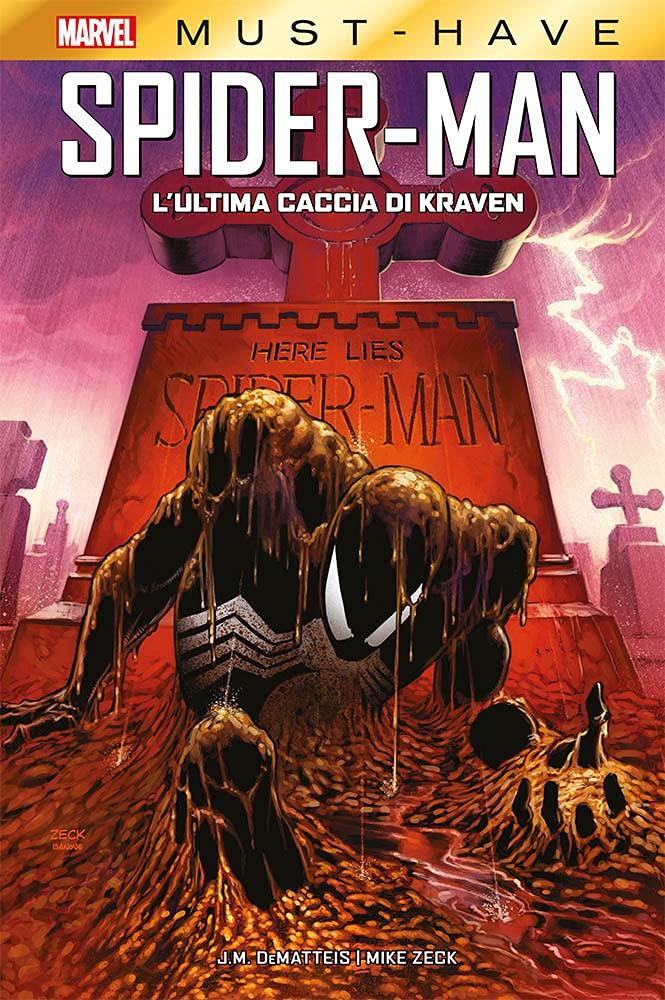 L'ultima caccia di Kraven