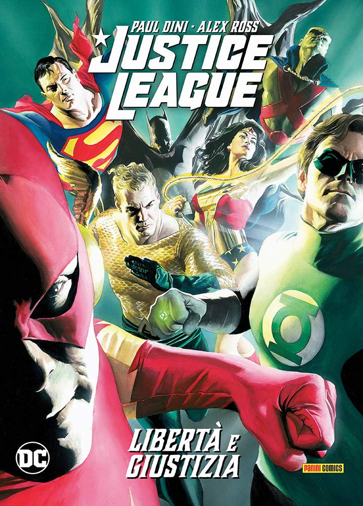 Justice League: Libertà e giustizia