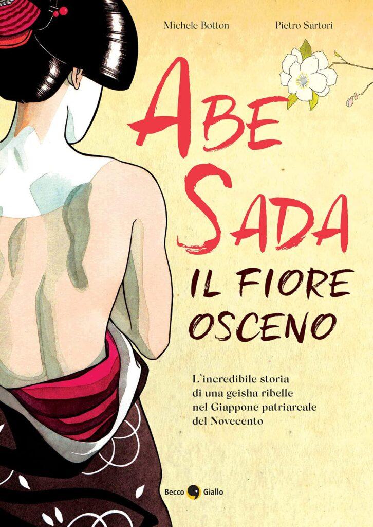 Abe Sada-Il fiore osceno