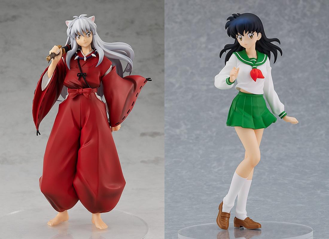 Inuyasha e Kagome Higurashi protagonisti di due stupende figure prenotabili su Multiplayer