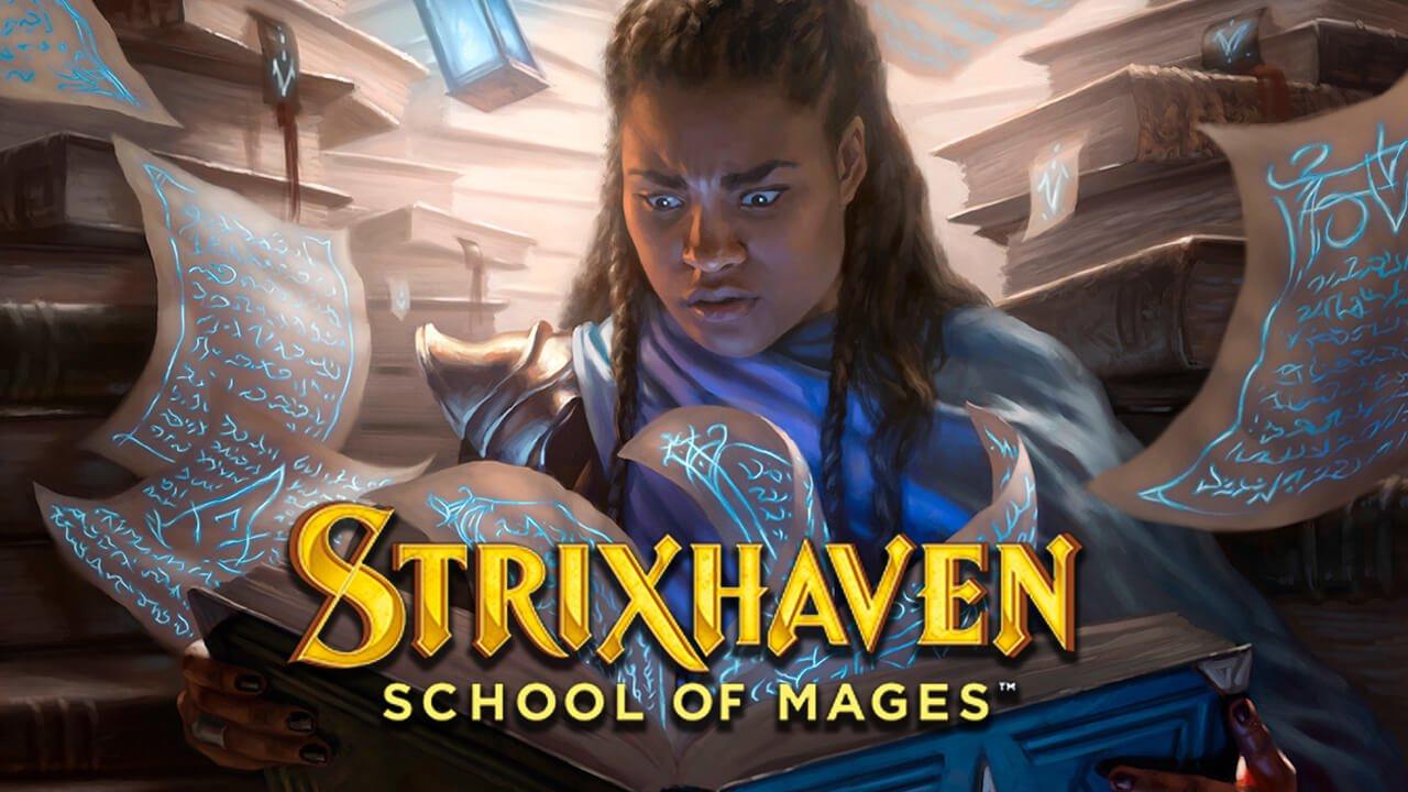 Strixhaven, la nuova espansione di Magic the Gathering