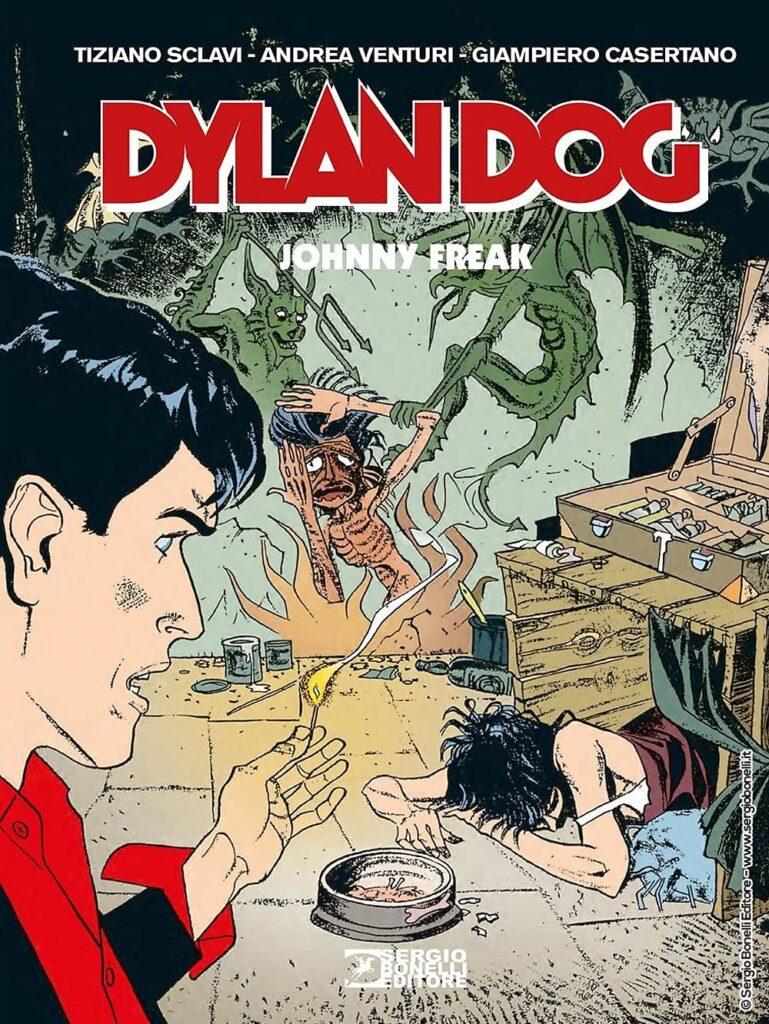 Dylan Dog- Johnny Freak