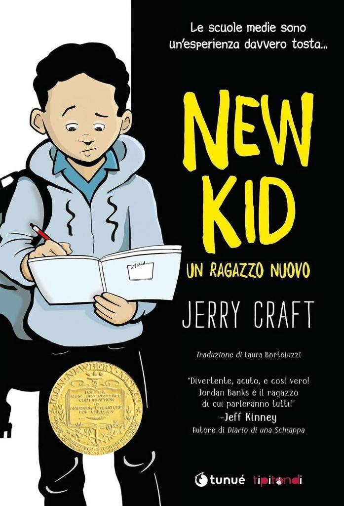 New Kid-Un ragazzo nuovo