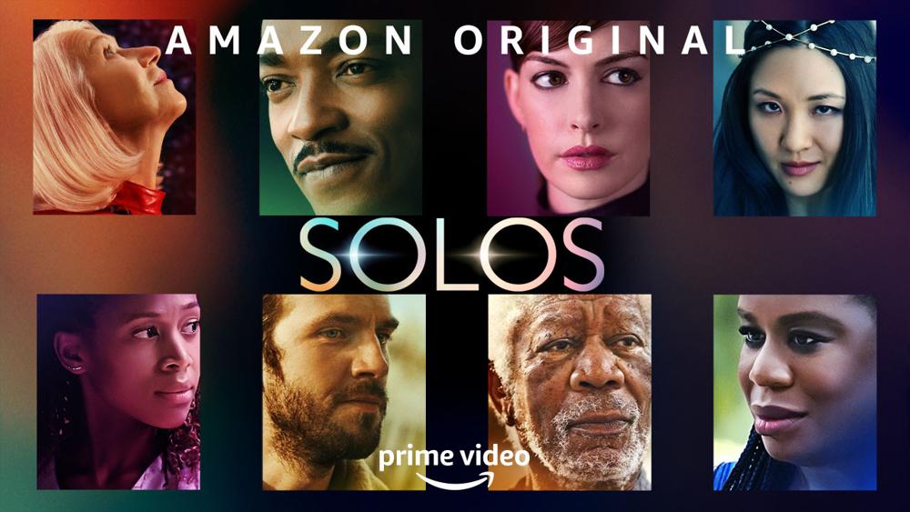 Solos, la miniserie Amazon Original in 7 (6) magnifici assoli